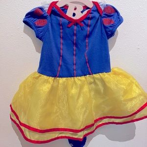 Baby Snow White Onsie with Sweater